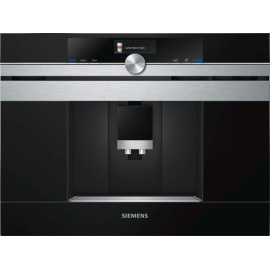 Cafetera SIEMENS CT636LES6 OLIMPO 330, Integrable, Negro
