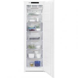 Congelador vertical ELECTROLUX EUN2244AOW, No Frost, Integrable, Clase A+