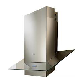 Campana decorativa ELICA BOGART SOFT IX/A/90, 90 cm, Inoxidable, Clase B