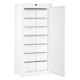 Congelador vertical  liebherr G5216, Cíclico, Blanco, Clase A+