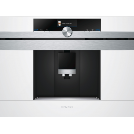 Cafetera SIEMENS CT636LEW1 OLIMPO 225, Blanco