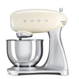 Robot de cocina SMEG SMF01CREU, color Crema