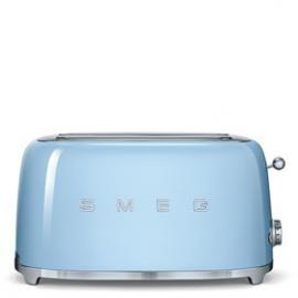 Tostadora SMEG TSF02PBEU, color Azul celeste