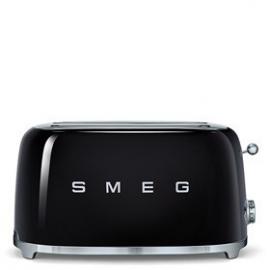 Tostadora SMEG TSF02BLEU, color Negro