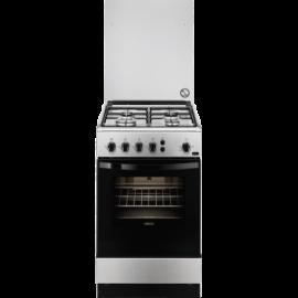Cocina a gas ZANUSSI ZCG510G1XA, 4 zonas, Inoxidable