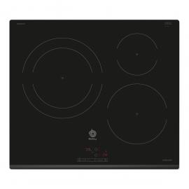 BALAY, 3EB865FR, Encimera, Inducción, Encastrable, 60 cm, 3, Bisel delantero, 60 cm, control táctil de fácil uso, 3 zonas, z