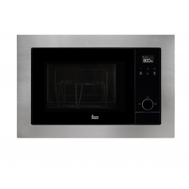 Microondas TEKA MS 620 BIS, Integrable, Con Grill, Inoxidable,