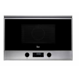 Microondas TEKA MS 622 BIS R, Integrable, Con Grill, Inoxidable,