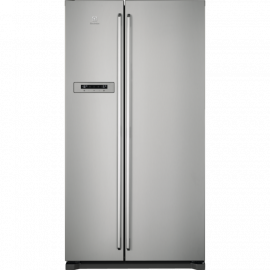Americano Syde by Syde ELECTROLUX KITCHEN EAL6240AOU, No Frost, Inoxidable, Clase A+