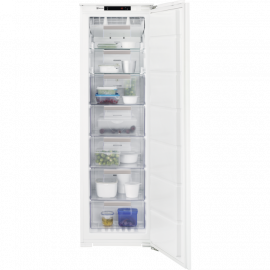 Congelador vertical ELECTROLUX KITCHEN EUC2245AOW, No Frost, Integrable, Clase A++