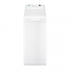 Lavadora carga superior ZANUSSI ZWQ71265CI, 7 Kg, de 1200 r.p.m., Blanco. Nueva clase E