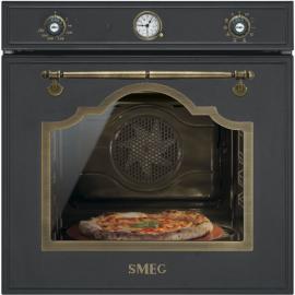 Horno multifunción  SMEG Kitchen SFP750AOPZ, Pirolítico, Antracita, , Clase A
