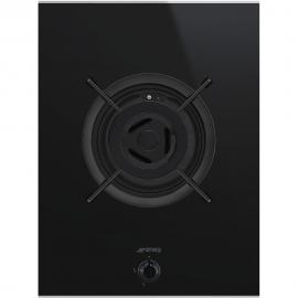 Encimera modular  SMEG Kitchen PV631CNX, 1 zona, Negro, , Zona Gigante