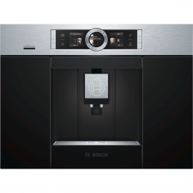 Cafetera BOSCH CTL636ES6 infinity 330, Integrable, Inoxidable