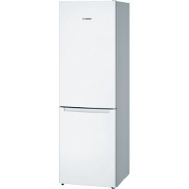 Combi BOSCH KGN36NW3C, No Frost, Blanco, Clase A++