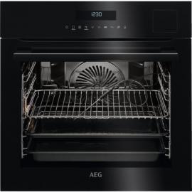 Horno multifuncion vapor AEG BSE792320B, Negro, Clase A+