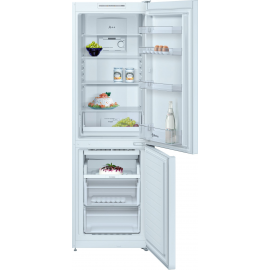 Combi  BALAY 3KF6610WI, No Frost, Blanco, , Clase A++