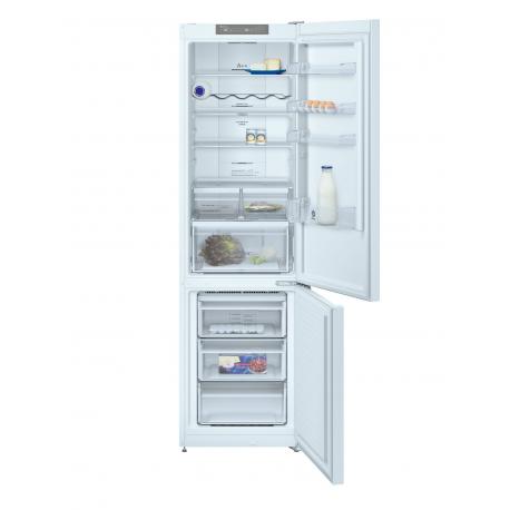 Combi  BALAY 3KF6812WI, No Frost, Blanco, , Clase A++