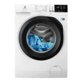 ELECTROLUX. SensiCare, 8 Kg, 1.200 rpm, A+++-20%, Inverter, Time Manager, Medium LED, Inicio diferido 1-21h, Woolmark Blue, Pue