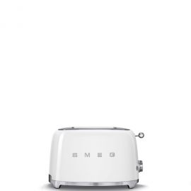 Tostadora SMEG TSF01WHEU color Blanca