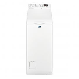 Lavadora carga superior  AEG L6TBK621 , Hasta 6 Kg, de 1200 r.p.m., Blanco