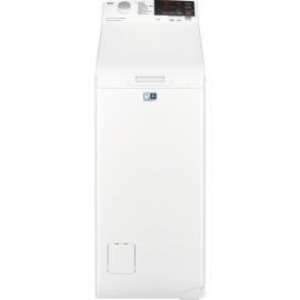Lavadora carga superior  AEG L6TBG721 , 7 Kg, de 1200 r.p.m., Blanco