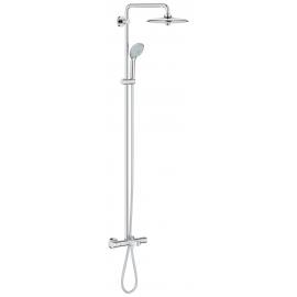 Grifo de baño  GROHE 27475001 Euphoria 260 sist.de ducha term.baño 9,5, Cromo Sistemas de ducha