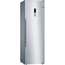 Congelador vertical BOSCH GSN36BI3P, No Frost, Inoxidable, Clase A++