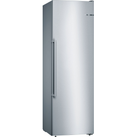 Congelador vertical BOSCH GSN36AI3P, No Frost, Inoxidable, Clase A++