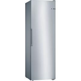 Congelador vertical BOSCH GSN36VI3P, No Frost, Inoxidable, Clase A++