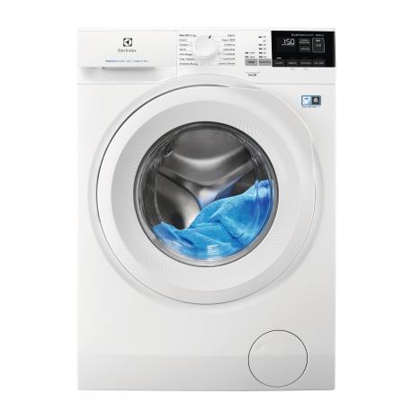 Lavadora secadora  ELECTROLUX EW7W4862LB, 8 Kg lavado 5 Kg secado, de 1600 r.p.m., Blanco, Clase A