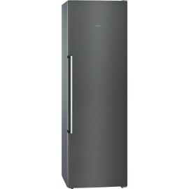 Congelador vertical SIEMENS GS36NAX3P OLIMPO 185, No Frost, Negro, Clase A++