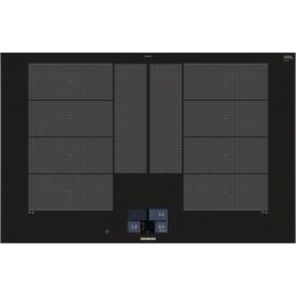 Encimera inducción SIEMENS EX875KYW1E OLIMPO 210, Flexible, Negro