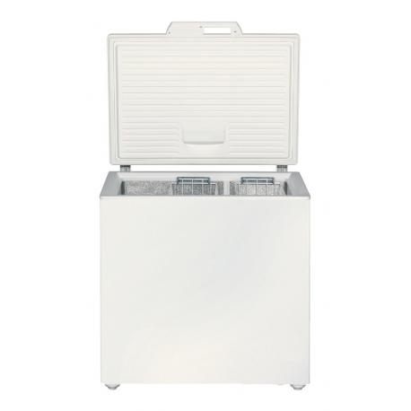 Congelador horizontal LIEBHERR GT2632, Cíclico, Blanco, Clase A++