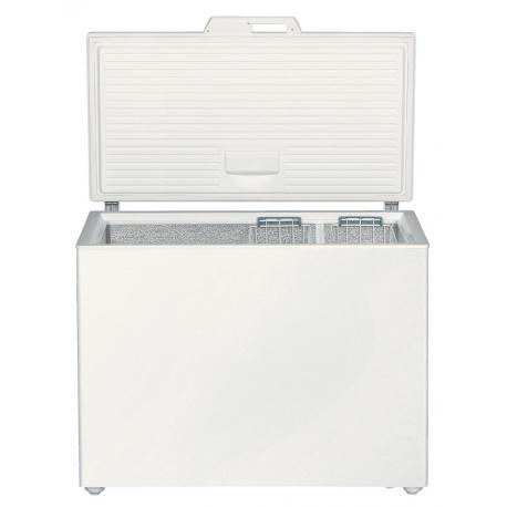 Congelador horizontal LIEBHERR GT3632, Cíclico, Blanco, Clase A++