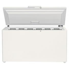 Congelador horizontal LIEBHERR GTP4656, Cíclico, Blanco, Clase A+++
