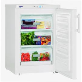 Congelador vertical LIEBHERR G1223, Cíclico, Blanco, Clase A+