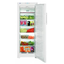Congelador vertical LIEBHERR GNP2713, No Frost, Blanco, Clase A++