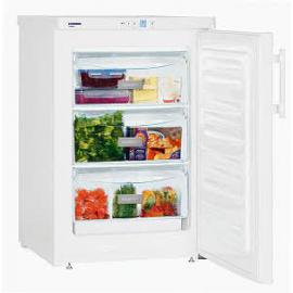 Congelador vertical LIEBHERR GP1213, Cíclico, Blanco, Clase A++