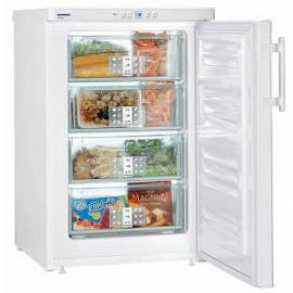 Congelador vertical LIEBHERR GP1376, Cíclico, Blanco, Clase A++