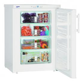 Congelador vertical LIEBHERR GP1486, Cíclico, Blanco, Clase A+++