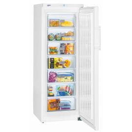 Congelador vertical LIEBHERR GP2733, Cíclico, Blanco, Clase A++