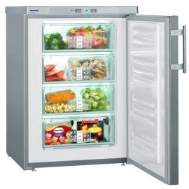 Congelador vertical LIEBHERR GPesf1476, Cíclico, Inoxidable, Clase A++