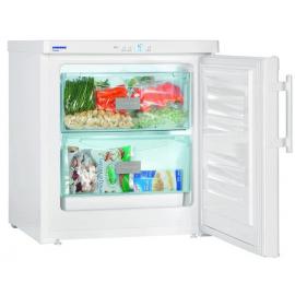 Congelador vertical LIEBHERR GX823, Cíclico, Blanco, Clase A+