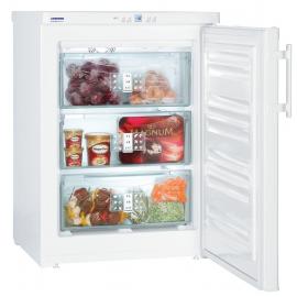 Congelador vertical LIEBHERR GNP1066, Cíclico, Blanco, Clase A++