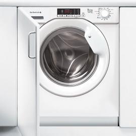 Lavadora secadora  De DIETRICH DLZ8514I , 8 Kg lavado 5 Kg secado, de 1400 r.p.m., Integrable Clase A