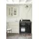 Cocina con horno eléctrico Más de 4 zonas SMEG TR93BL, Negro