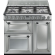 Cocina con horno eléctrico Más de 4 zonas SMEG TR93X, Inoxidable