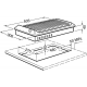 Encimera modular SMEG SEGR531X, 1 zona, Inoxidable