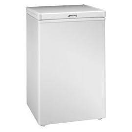 Congelador horizontal SMEG CO103, Cíclico, Blanco, Clase A+